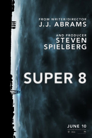 "Poster for ""Super 8"" (2011)"