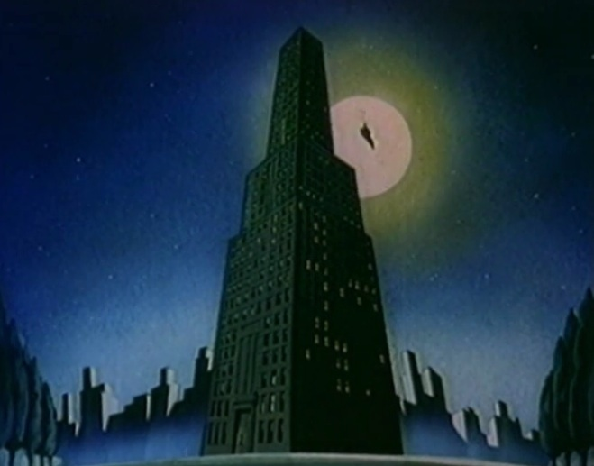 Eriklundegaard slideshow look up in the sky a history of 1941 in the early max fleischer cartoons superman is merely as they say able to leap tall buildings in a single bound but all that bouncing from spot publicscrutiny Images