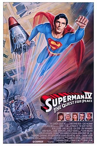 Superman IV: The Quest for Peace (1987)