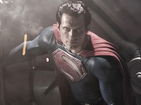 Henry Cavill as Superman (2012)