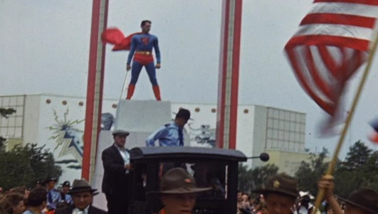 """Superman Day"" at the 1940 World's Fair"