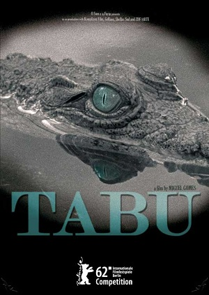 Tabu poster Miguel Gomes