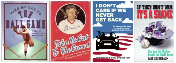 Take Me Out to the Ball Game in books