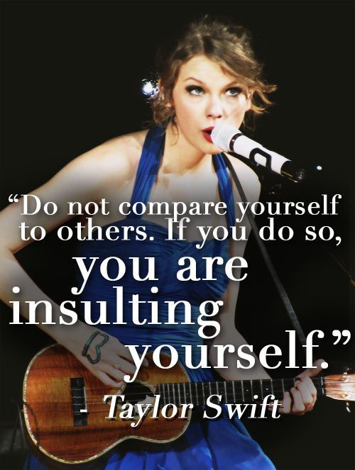 Taylor Swift with an Adolf Hitler quote