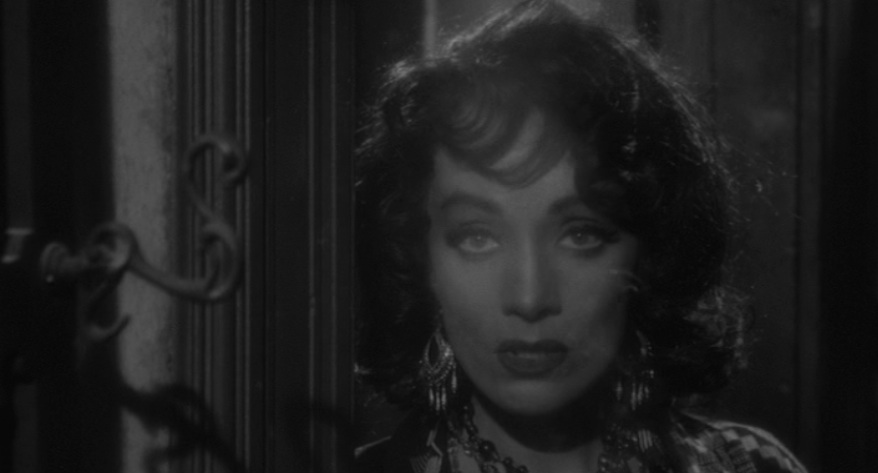 "Tanya (Marlene Dietrich) in ""Touch of Evil"" (1958)"