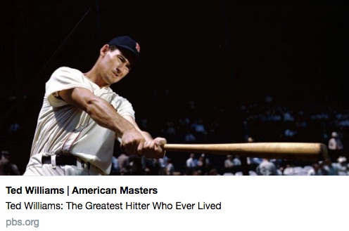 Ted Williams, American Masters