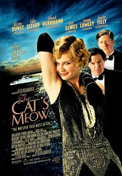 The Cat's Meow, directed by Peter Bogdanovich