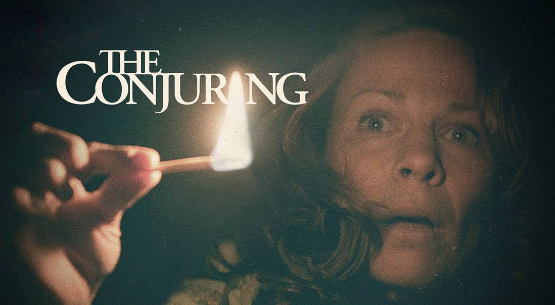 The Conjuring, No. 1 at the weekend box office