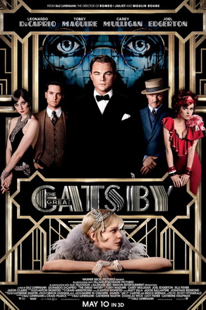 The Great Gatsby (2013) poster