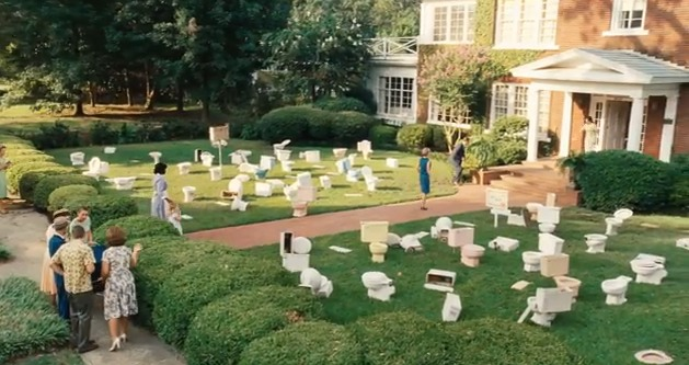 "Scene from ""The Help"""