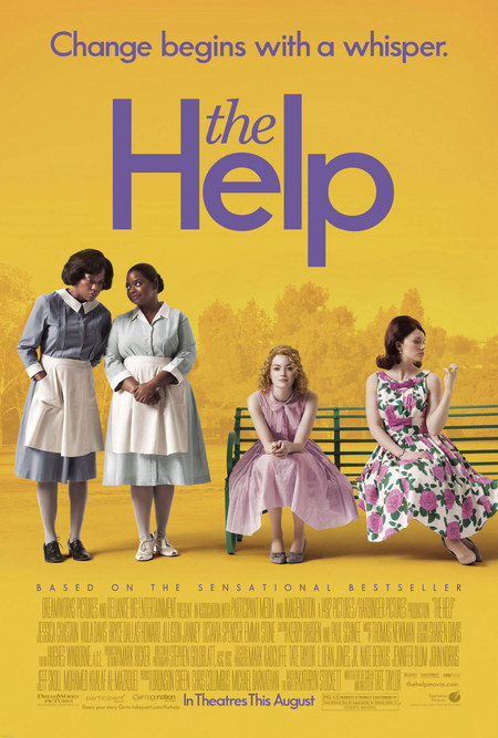 "poster from ""The Help"""