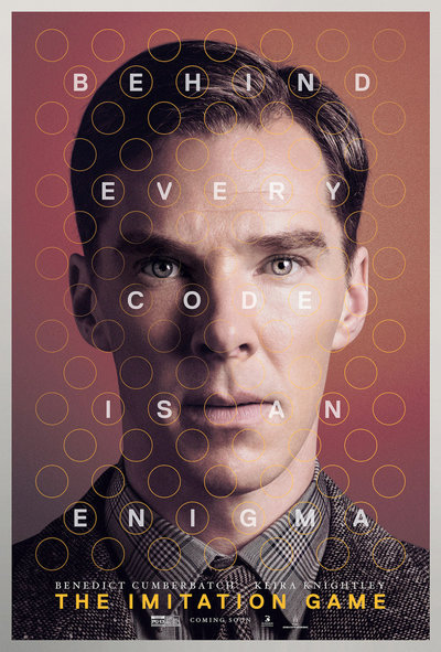 The Imitation Game with Bennedict Cumberbatch