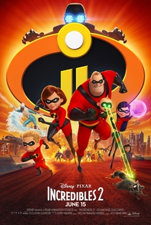 The Incredibles 2: anti-superhero?