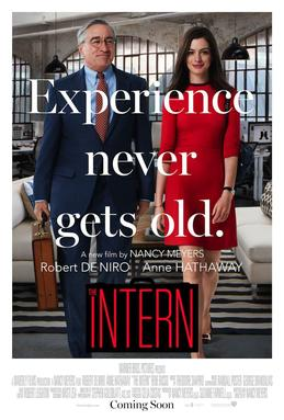 The Intern with Anne Hathaway and Robert De Niro