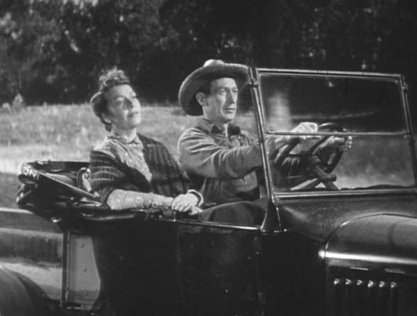 "Sarah and Eben Kent in ""Adventures of Superman"" (1952)"