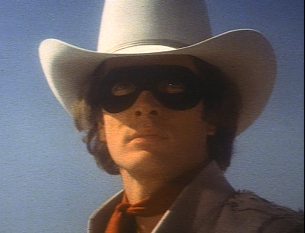 "Klinton Spilsbury in ""The Legend of the Lone Ranger"" (1981)"