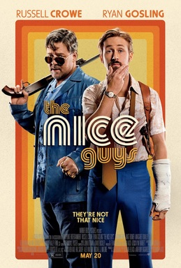 The Nice Guys: Russell Crowe and Ryan Gosling