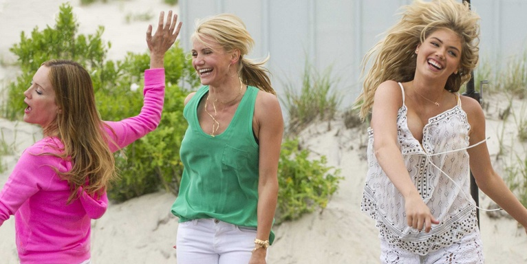 The Other Woman: Leslie Mann, Cameron Diaz, Kate Upton