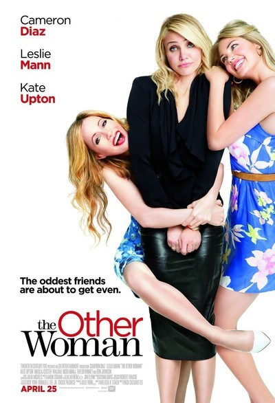 The Other Woman with Cameron Diaz, Leslie Mann and Kate Upton