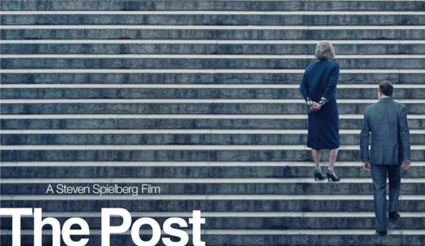 The Post is NBR's best film