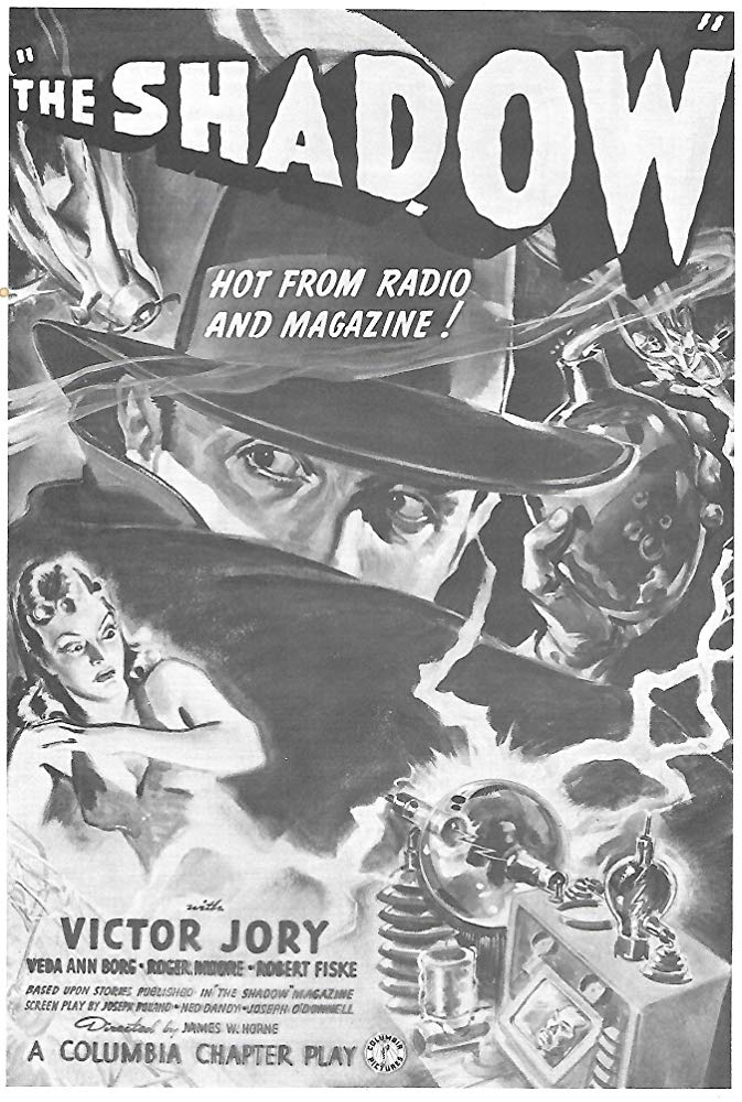 The Shadow 1940 review