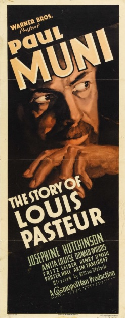 The Story of Louis Pasteur, with Paul Muni