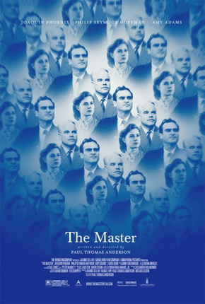 "Poster for Paul Thomas Anderson's ""The Master"" (2012)"