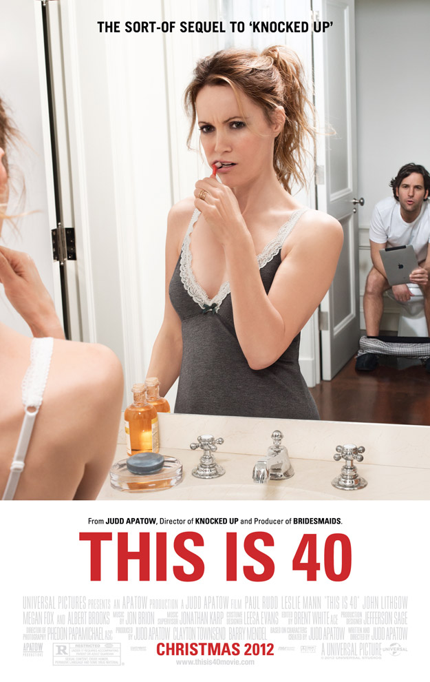 "poster of Judd Apatow's ""This is 40"" (2012)"
