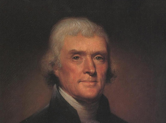 Thomas Jefferson on Originalism