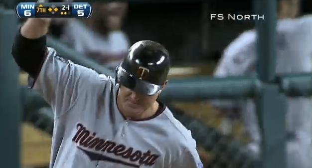Jim Thome's 600th HR