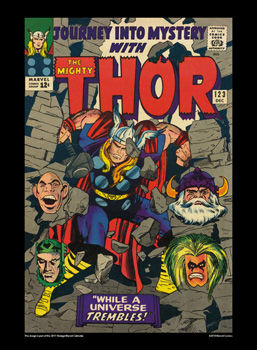 Journey Into Mystery #123 with the Mighty Thor