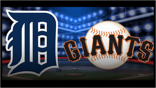 Detroit Tigers vs. San Francisco Giants: 2012 World Series
