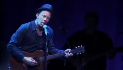 "Tom Waits singing ""Day After Tomorrow"""