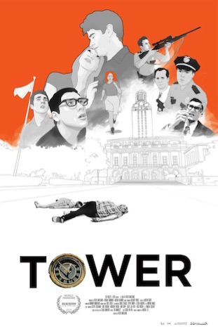 Tower poster: Charles Whitman