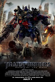 "Poster for ""Transformers: Dark of the Moon"" (2011)"
