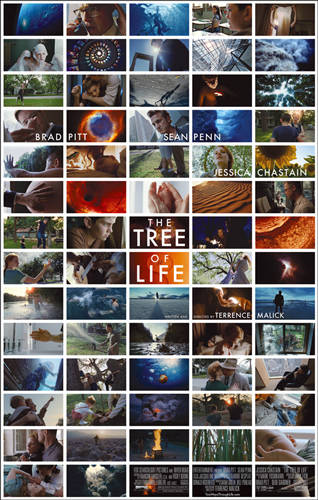 "Poster for Terrence Malick's ""The Tree of Life"" (2011)"