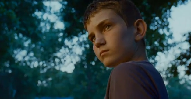 "Young Jack in Terrence Malick's ""Tree of Life"" (2011)"