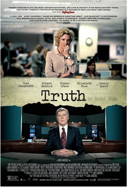 Truth with Robert Redford and Cate Blanchett
