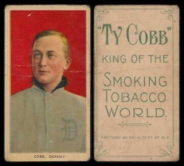 Ty Cobb: King of the Tobacco World
