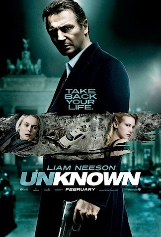 "Poster for ""Unknown"" (2011)"