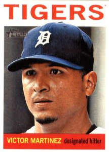 Victor Martinez, Tigers
