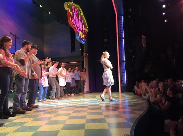 Waitress, with Katharine McPhee