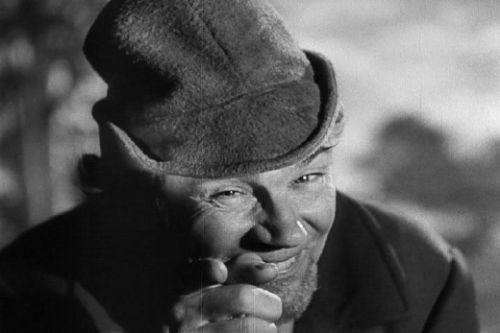 "Walter Huston as Mr. Scratch in ""The Devil and Daniel Webster"" (1941)"