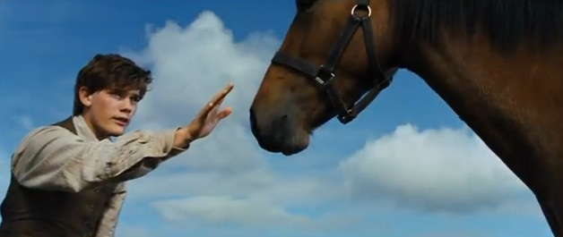 "One of the John-Ford shots from Steven Spielberg's ""War Horse"" (2011)"