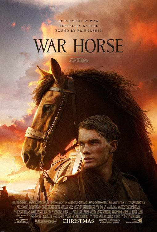 "Poster for ""War Horse"" (2011)"