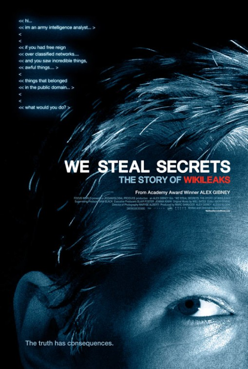 We Steal Secrets: The Story of WikiLeaks (2013)