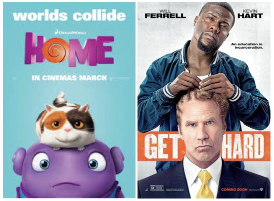 weekend box office: March 29, 2015
