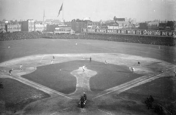West Side Park, Chicago, 1906 World Series