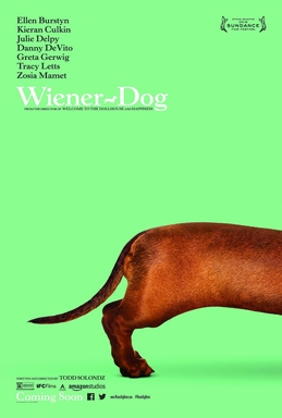Wiener-Dog by Todd Solondz