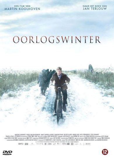 "Poster for ""Oorlogswinter"" or ""Winter in Wartime"" (2008)"